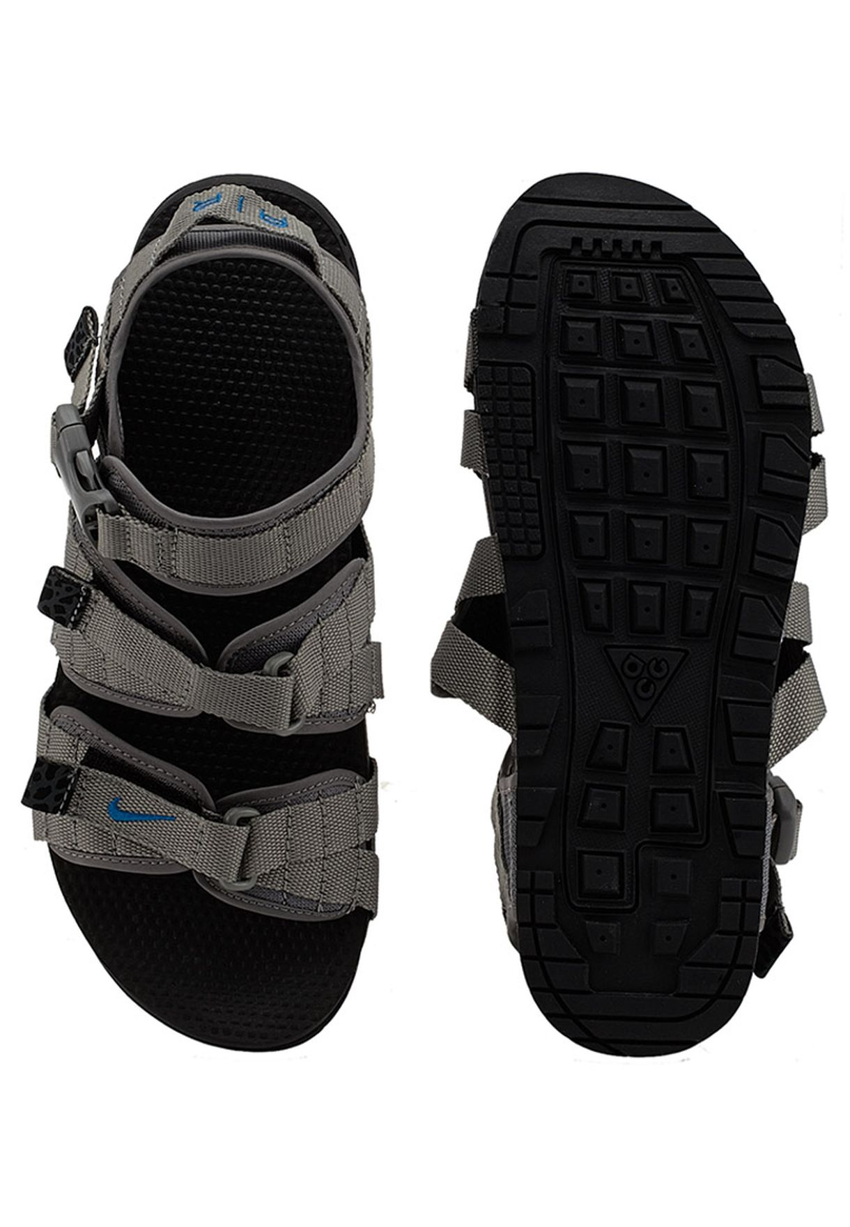 8443a65602ee Shop Nike grey Air Deschutz 393746-040 for Men in UAE - NI727SH54XGN