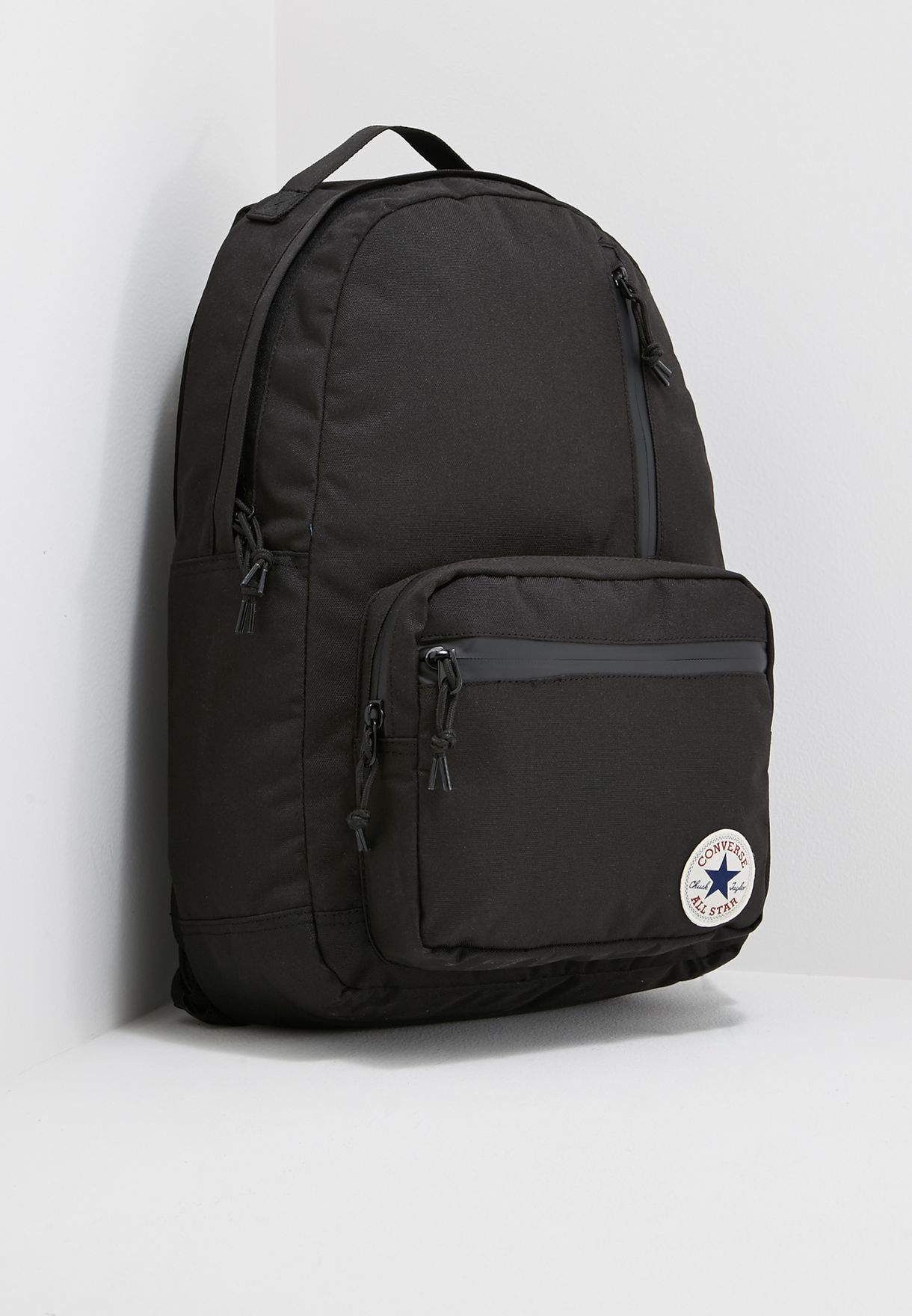 8992cfcbc37f Shop Converse black Go Backpack 10004800-A01 for Men in UAE ...