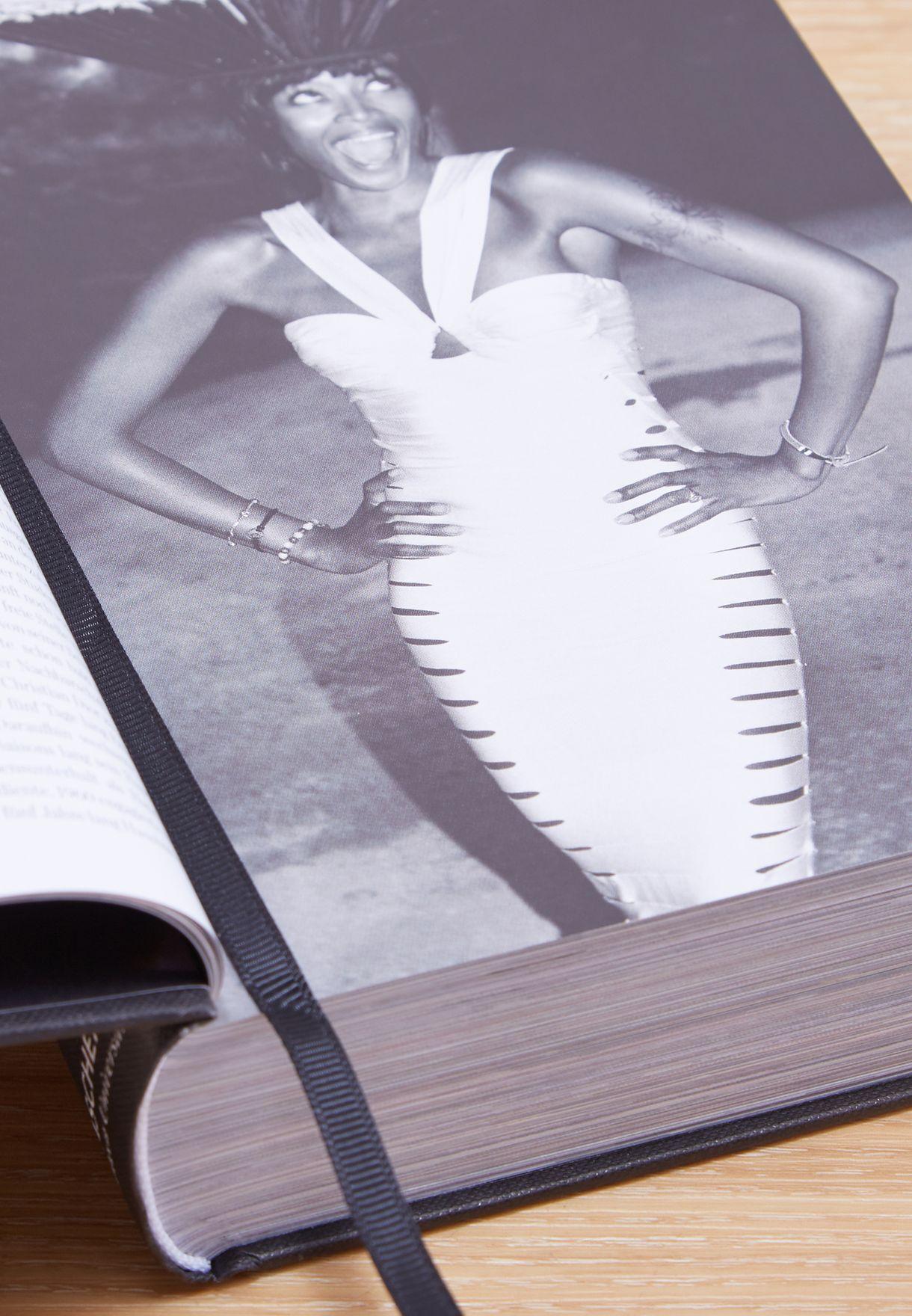 كتاب عن تصاميم الازياء