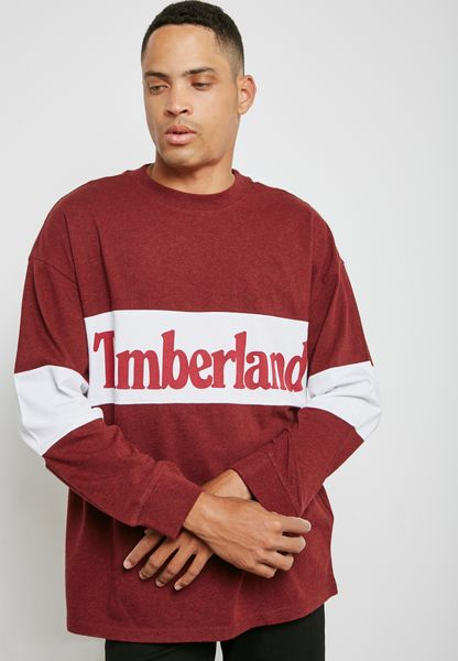 Oversized Linear Logo T-Shirt