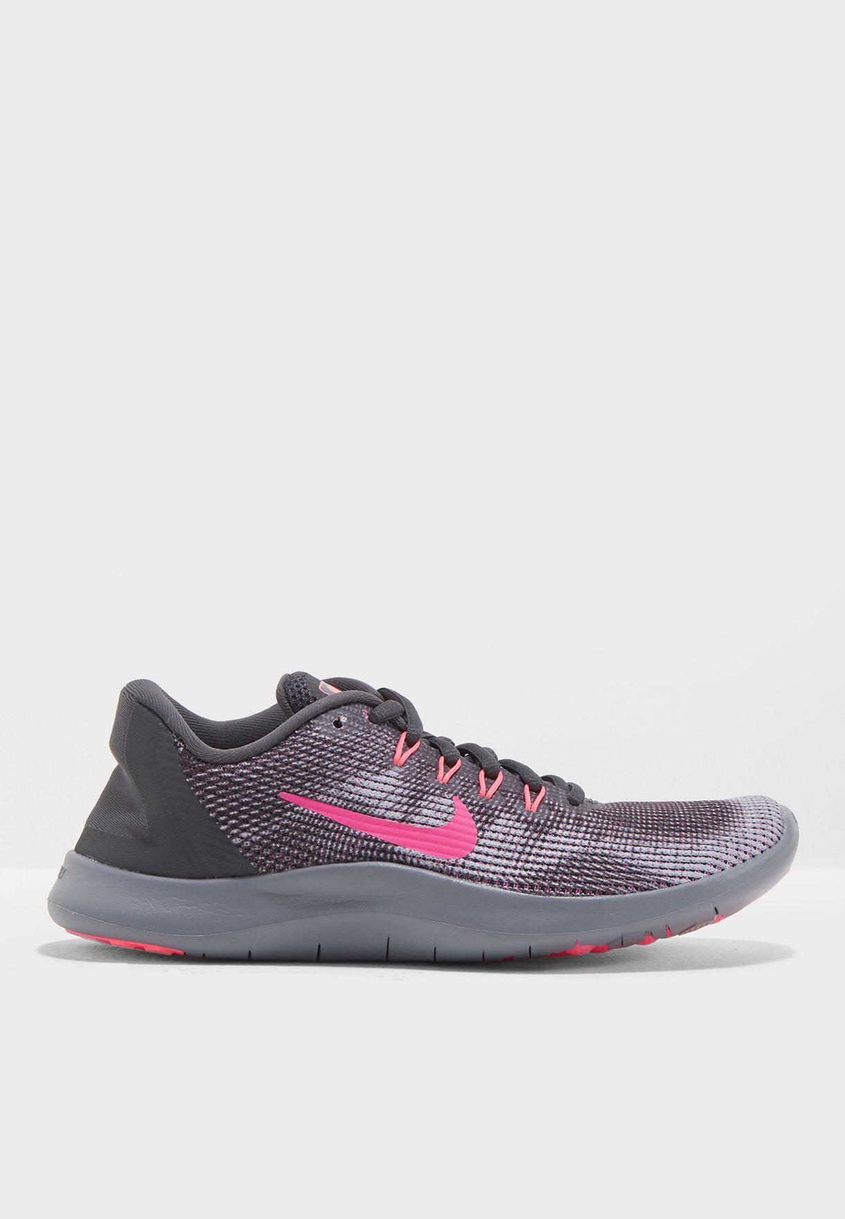 48b629ebaff58 Shop Nike multicolor Flex 2018 RN AA7408-006 for Women in Saudi ...