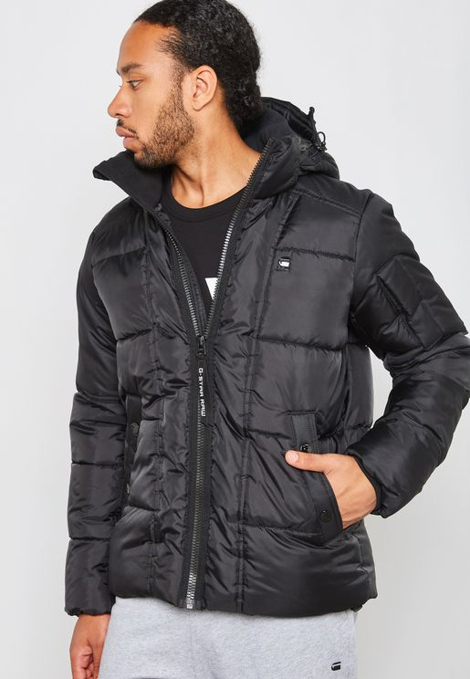 Whistler  Quilted  Hooded Jacket