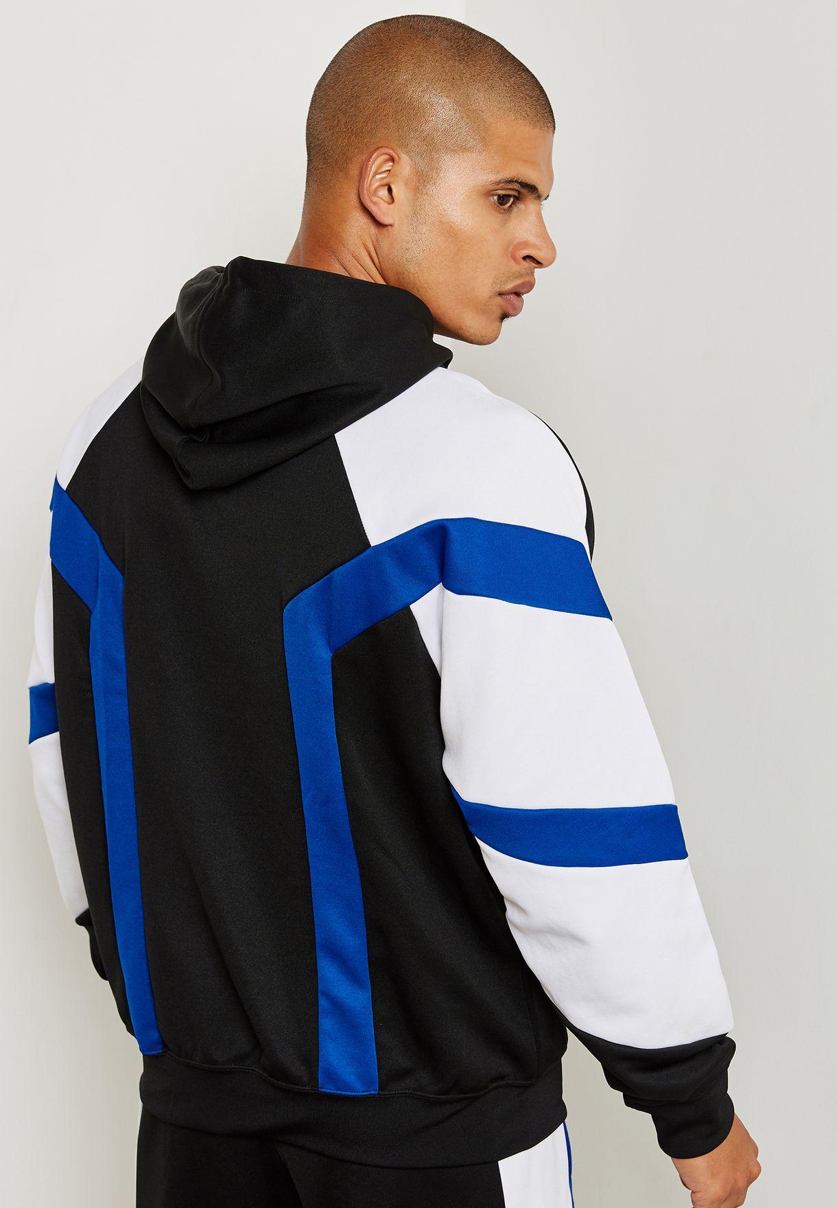 Shop adidas Originals black EQT Block