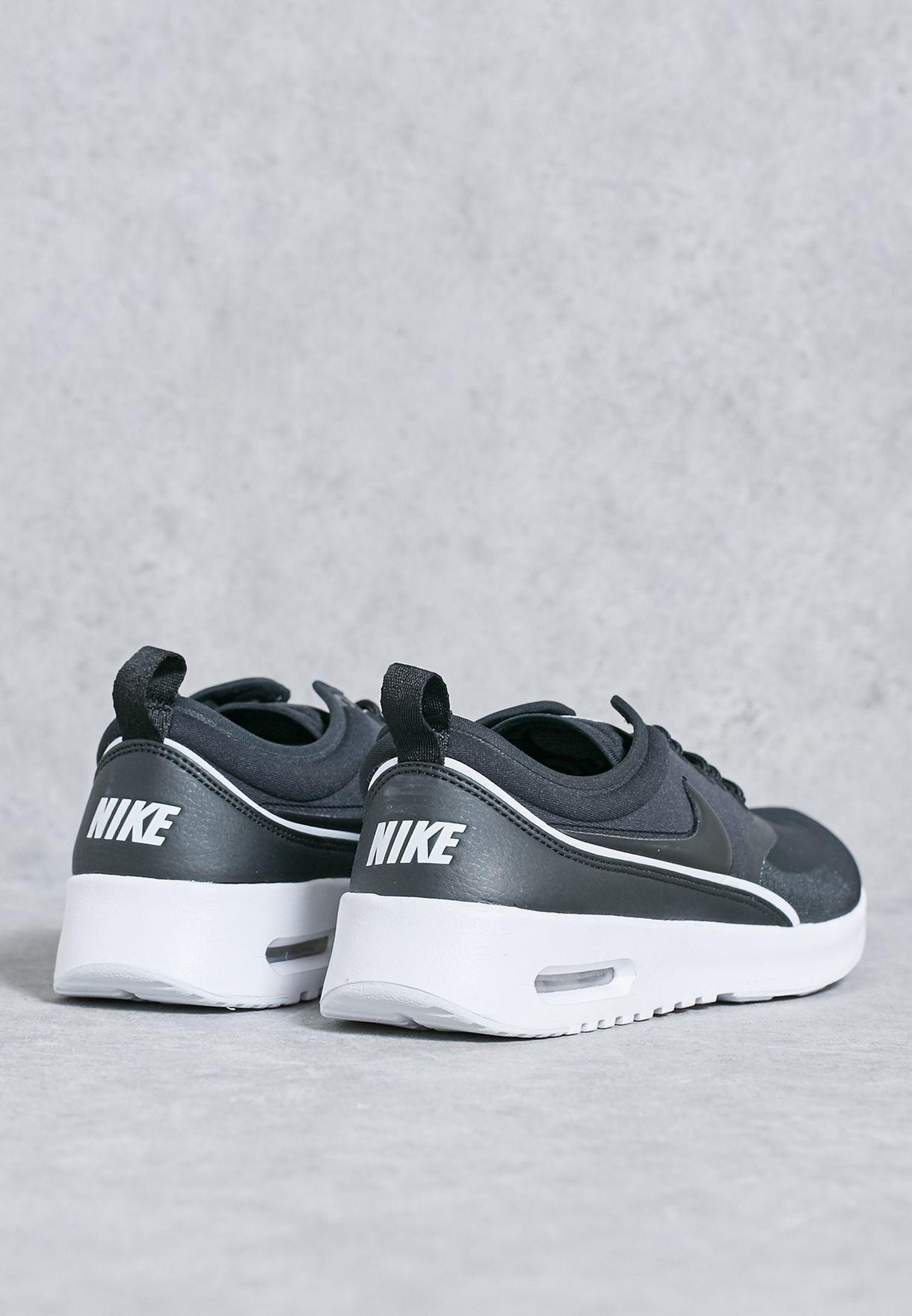 97385d0e9b Shop Nike black Air Max Thea Ultra 844926-001 for Women in Kuwait ...