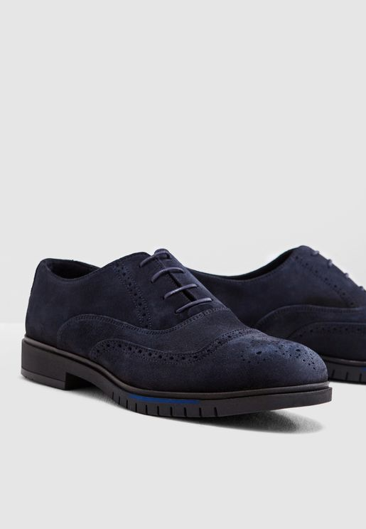 Brogue Lace Ups