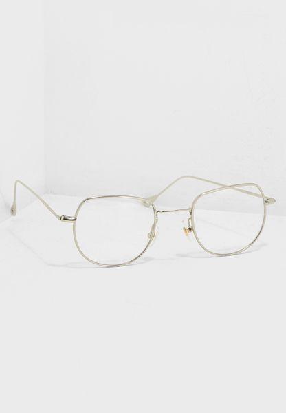 Casual Clear Sunglasses