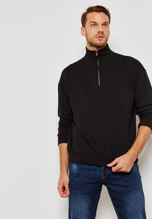 Tormed Half Zip Sweatshirt