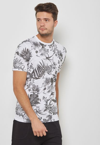 Solomon Aop Print T-Shirt