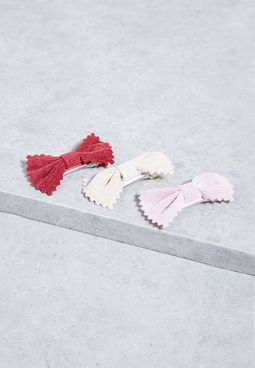 Kids 3 Pack Hairclip