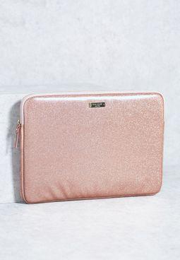 "Macbook 13"" Glitter Laptop Sleeve"