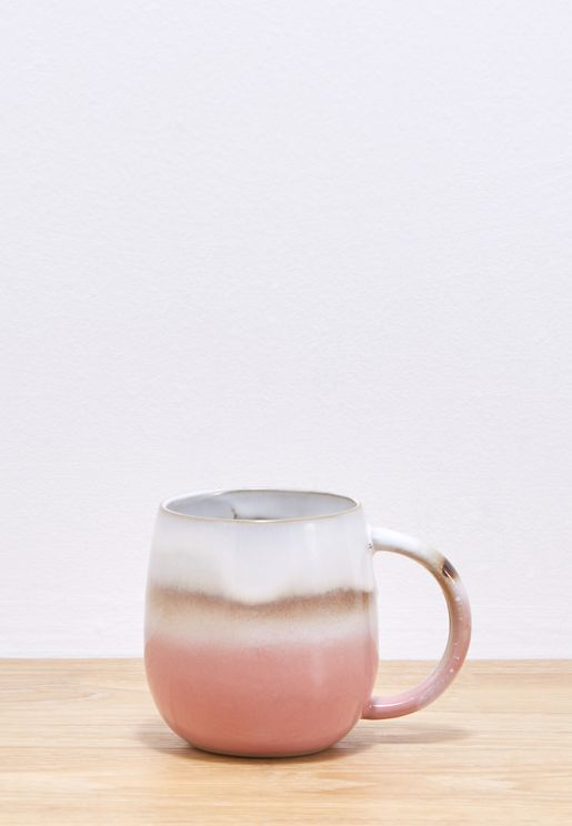Glazed Ombre Mug 11.5x8.5cm