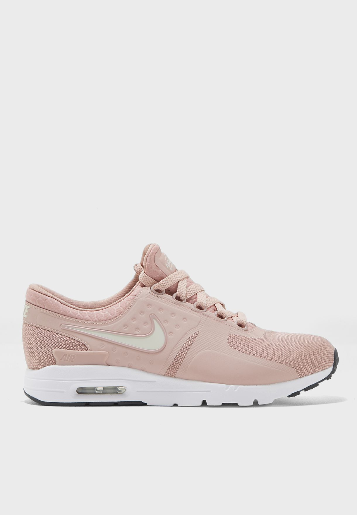 more photos 83f60 b1b20 Shop Nike pink Air Max Zero 857661-605 for Women in Bahrain ...