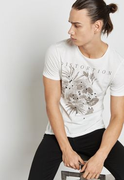 Exist Printed T-Shirt