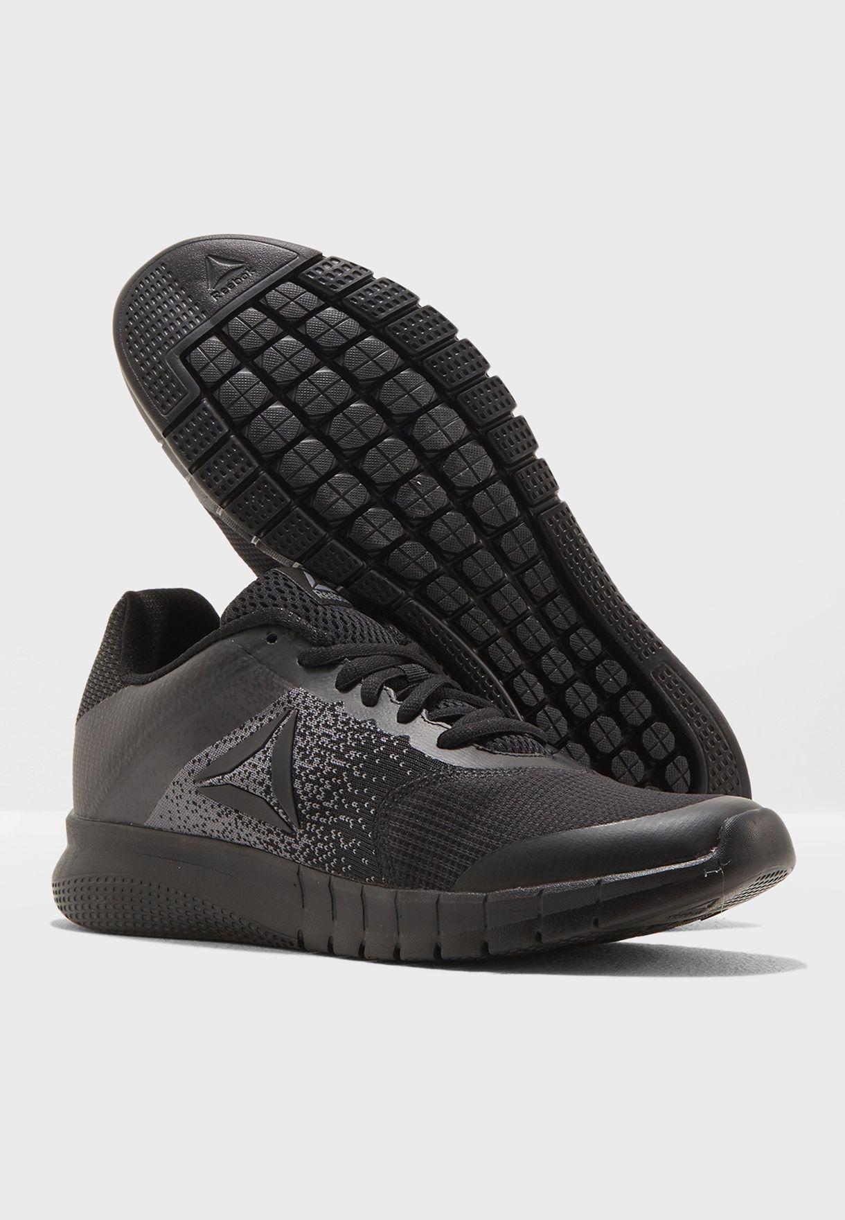 Buy Reebok black Instalite Run for Men