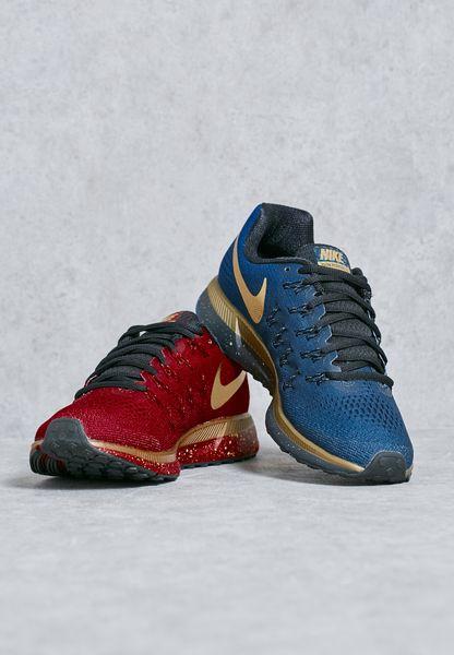 Shop Nike multicolor Air Zoom Pegasus 33 LE MJ 880106-907 for Women in  Saudi - NI727SH44BRZ