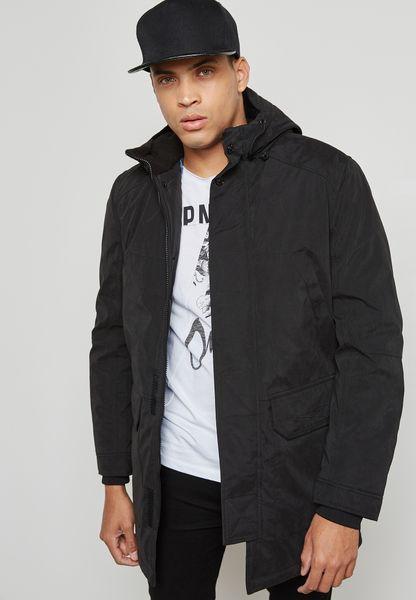 Jager Parka Hoodied Jacket