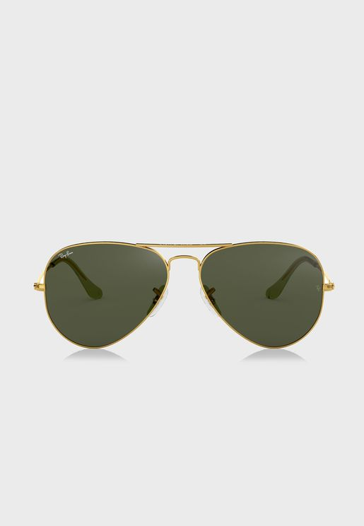 0RB3025 Aviator Classic Sunglasses