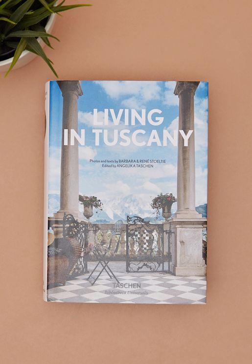 """كتاب """"الحياة في توسكانا"""""""