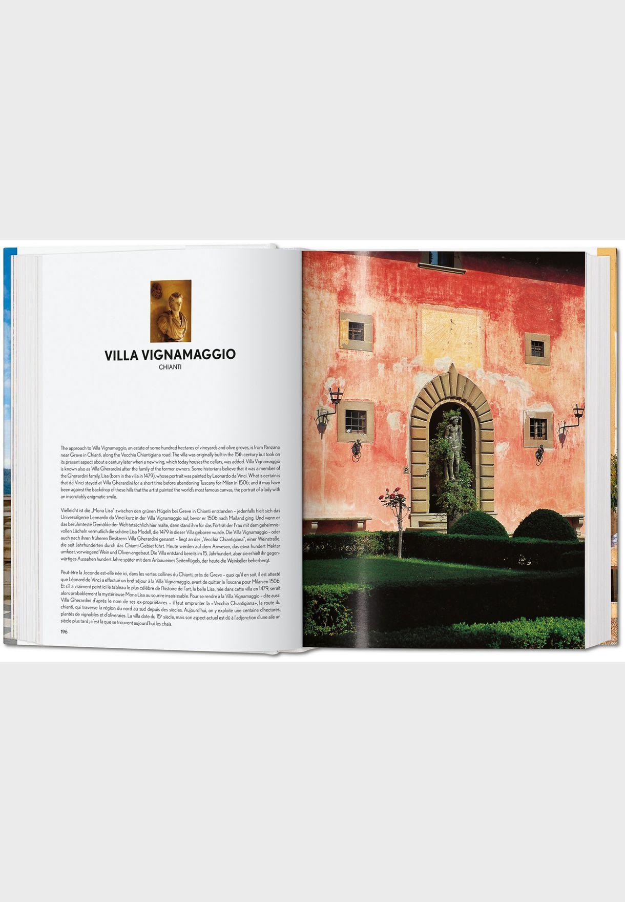 "كتاب ""الحياة في توسكانا"""