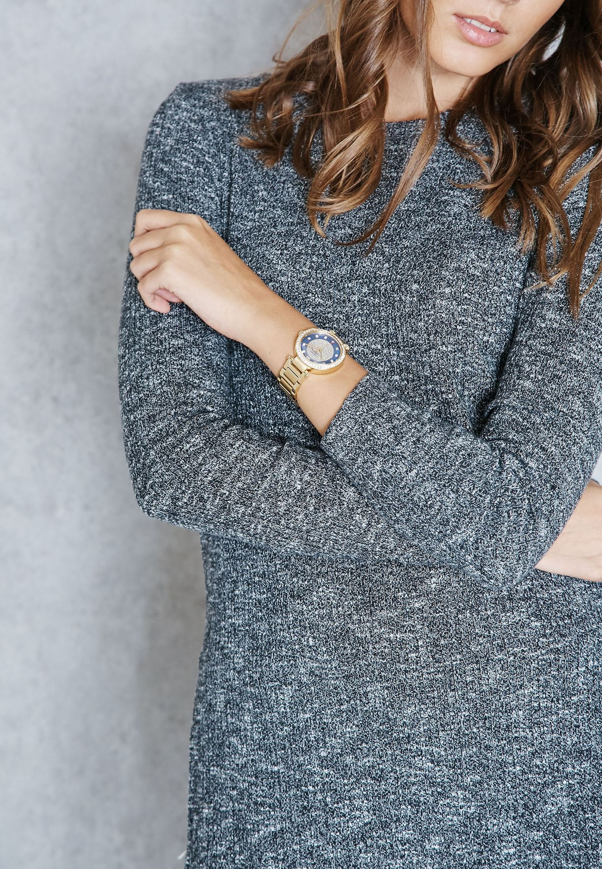 Luxe Couture Watch