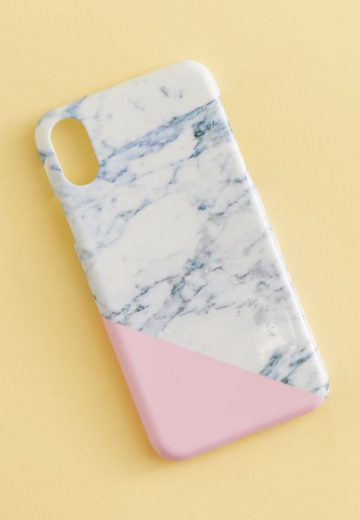 Marble iPhone XS/X Case