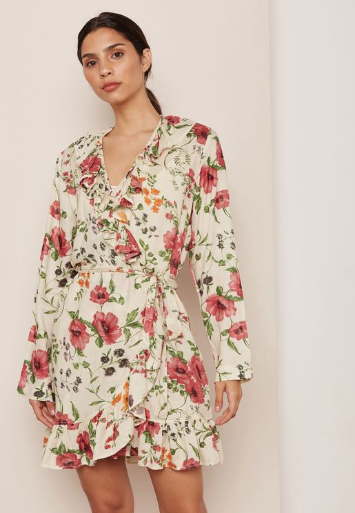 Babette Floral Nighdress
