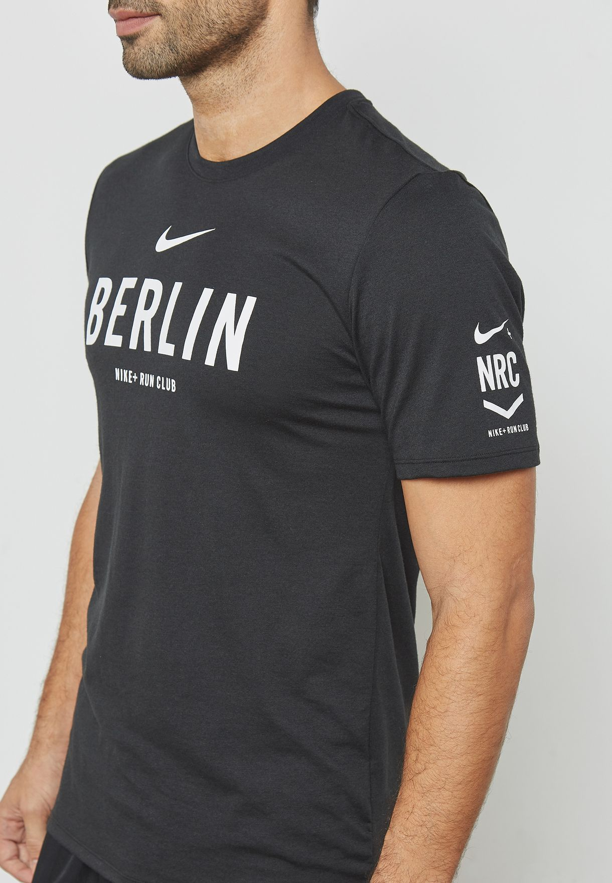 Dri FIT Berlin Run Club T Shirt
