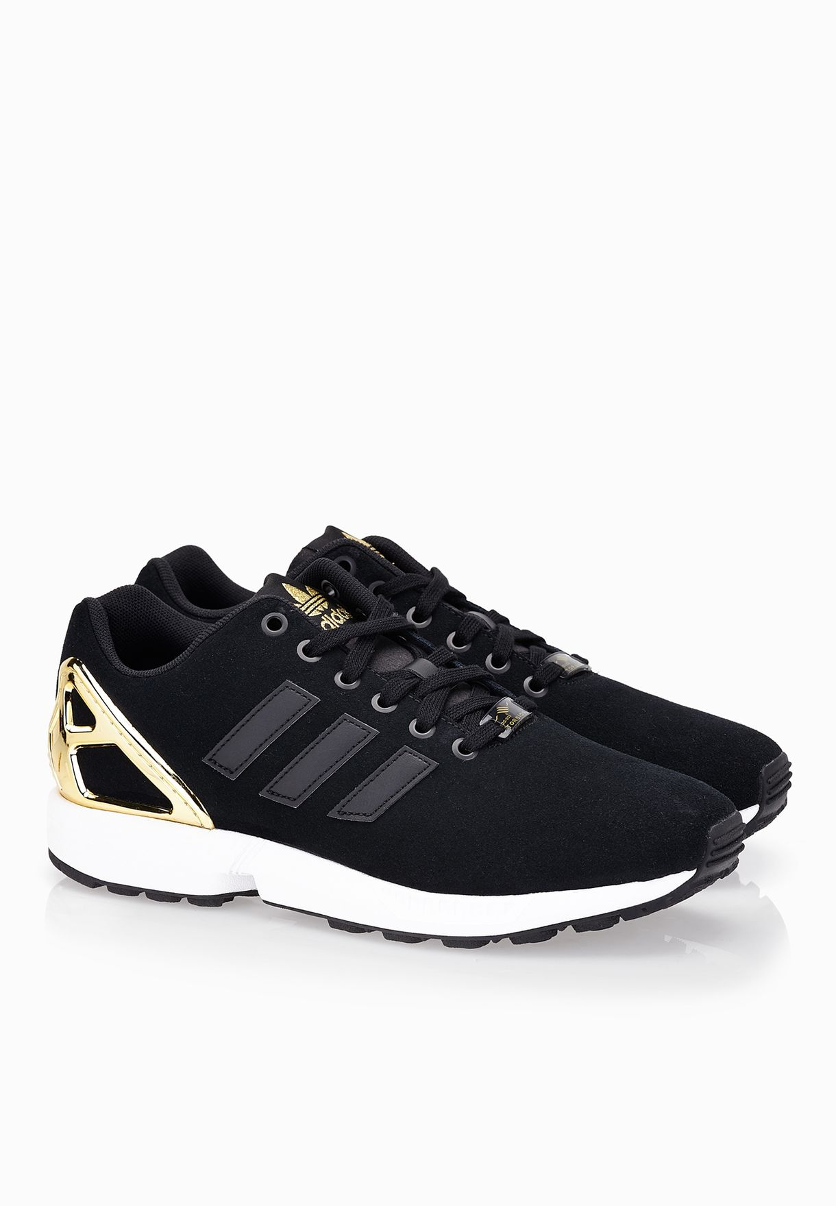 Shop adidas Originals black Zx Flux B35319 for Women in UAE ... 5243ffb89
