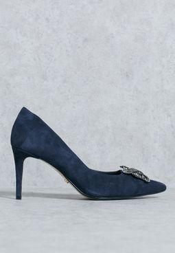 Mid-Heel Pumps