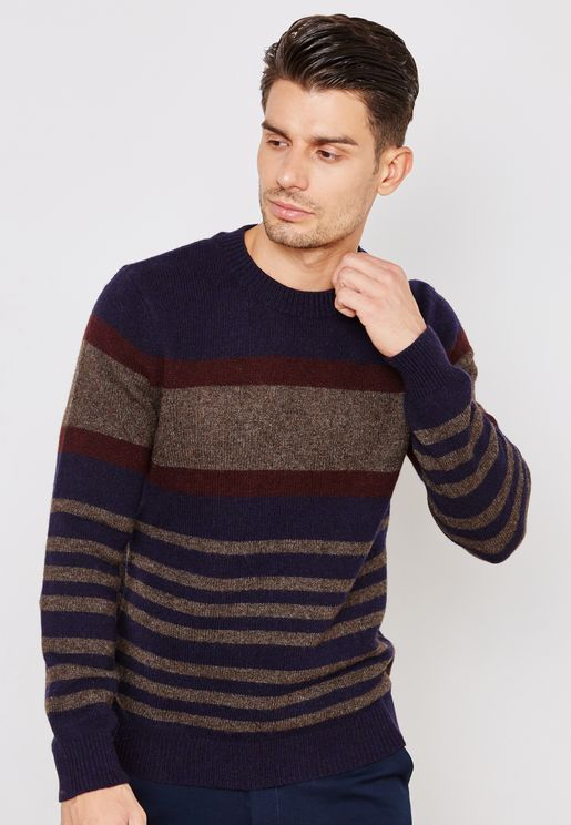Joe Striped Sweater