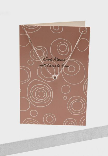 Anchor Necklace Gift Card