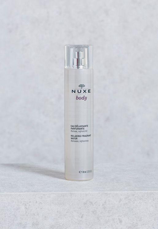 Body Relaxing Fragrant Water