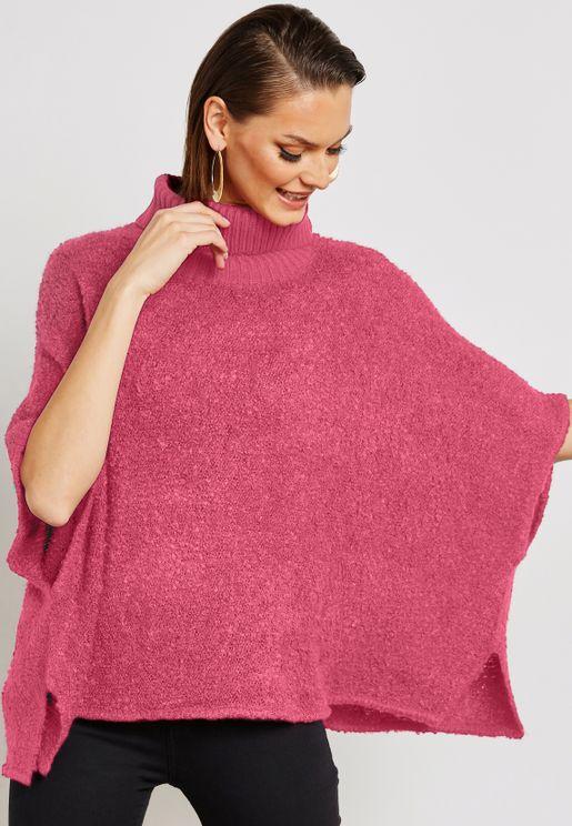Lace Detail Varsity Sweatshirt