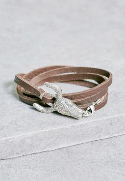 Bull Bracelet