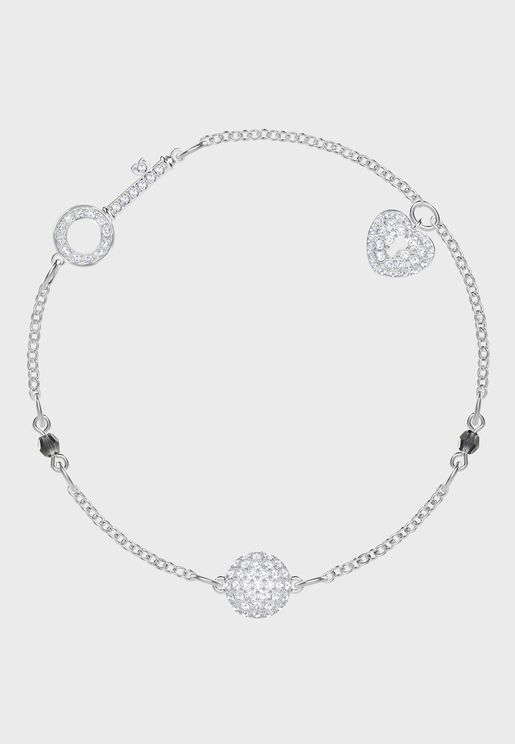 Swarovski Remix Collection Lock Bracelet