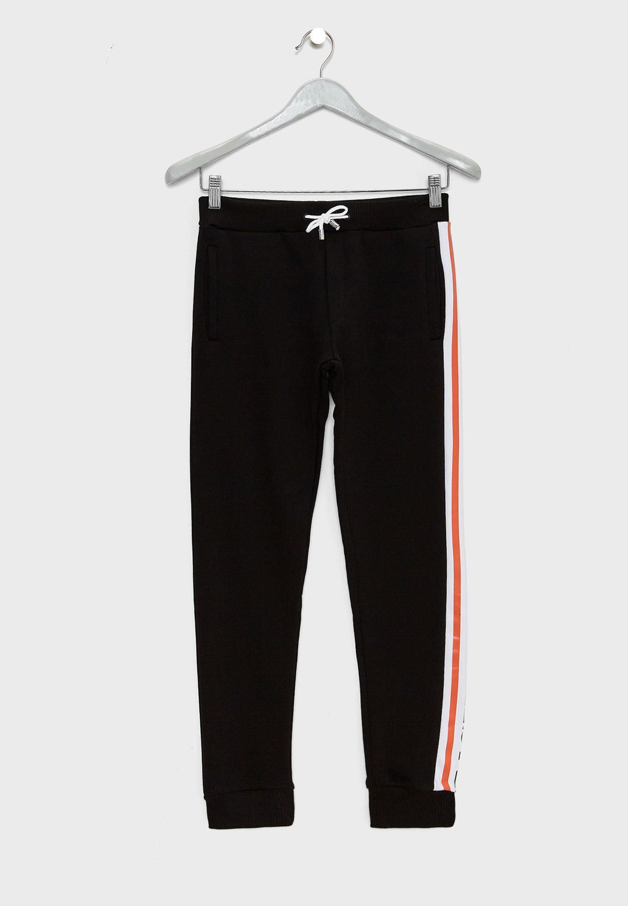 Kids Logo Tape Sweatpants