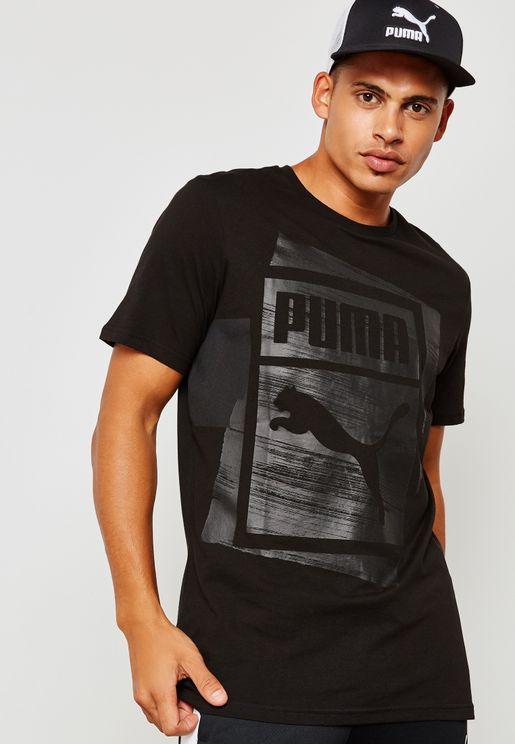 Brand Box Graphic T-Shirt