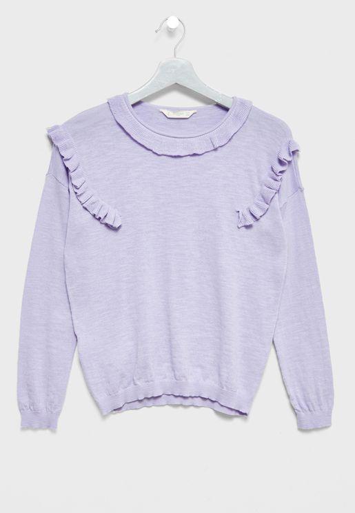 Little Helen Sweater