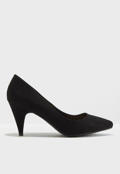 Diana Almond Toe Court Shoe