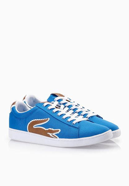 Lacoste Carnaby Evo BLH Blue Sneakers Men