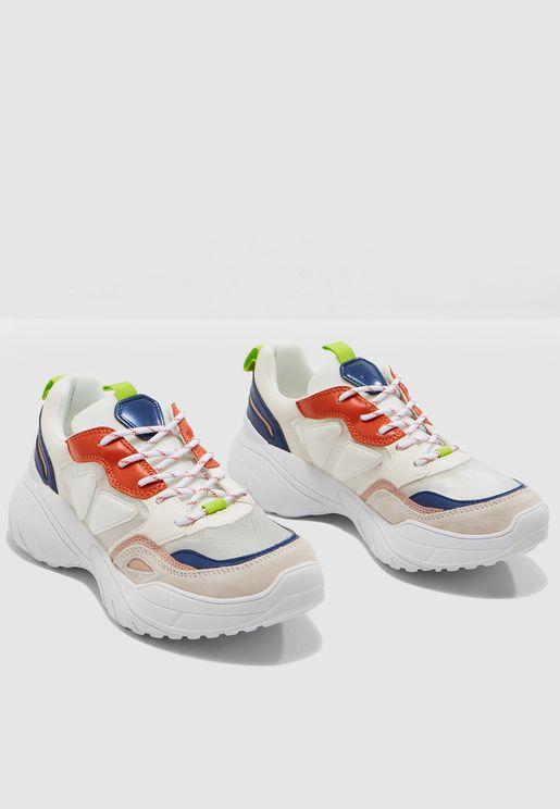 Petra Chunky Sneaker