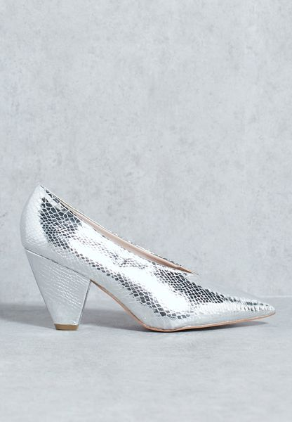 Conical Heel Pump