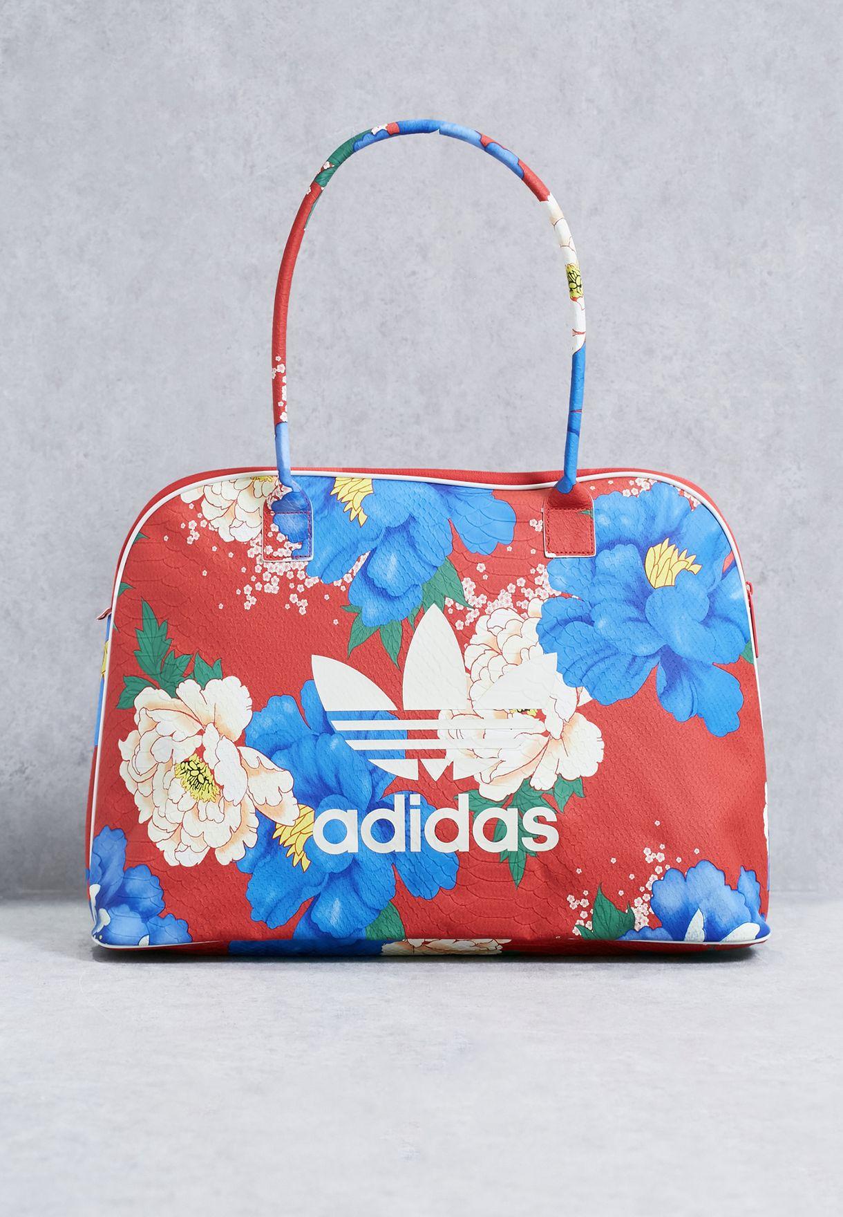 99bf1a63635 Shop adidas Originals prints Floral Shopper BK2140 for Women in Qatar -  AD478AC44WLJ