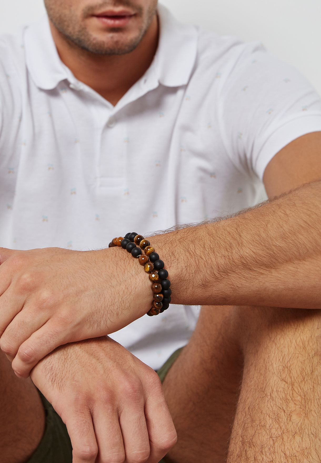 Multipack Contras Bead Bracelets