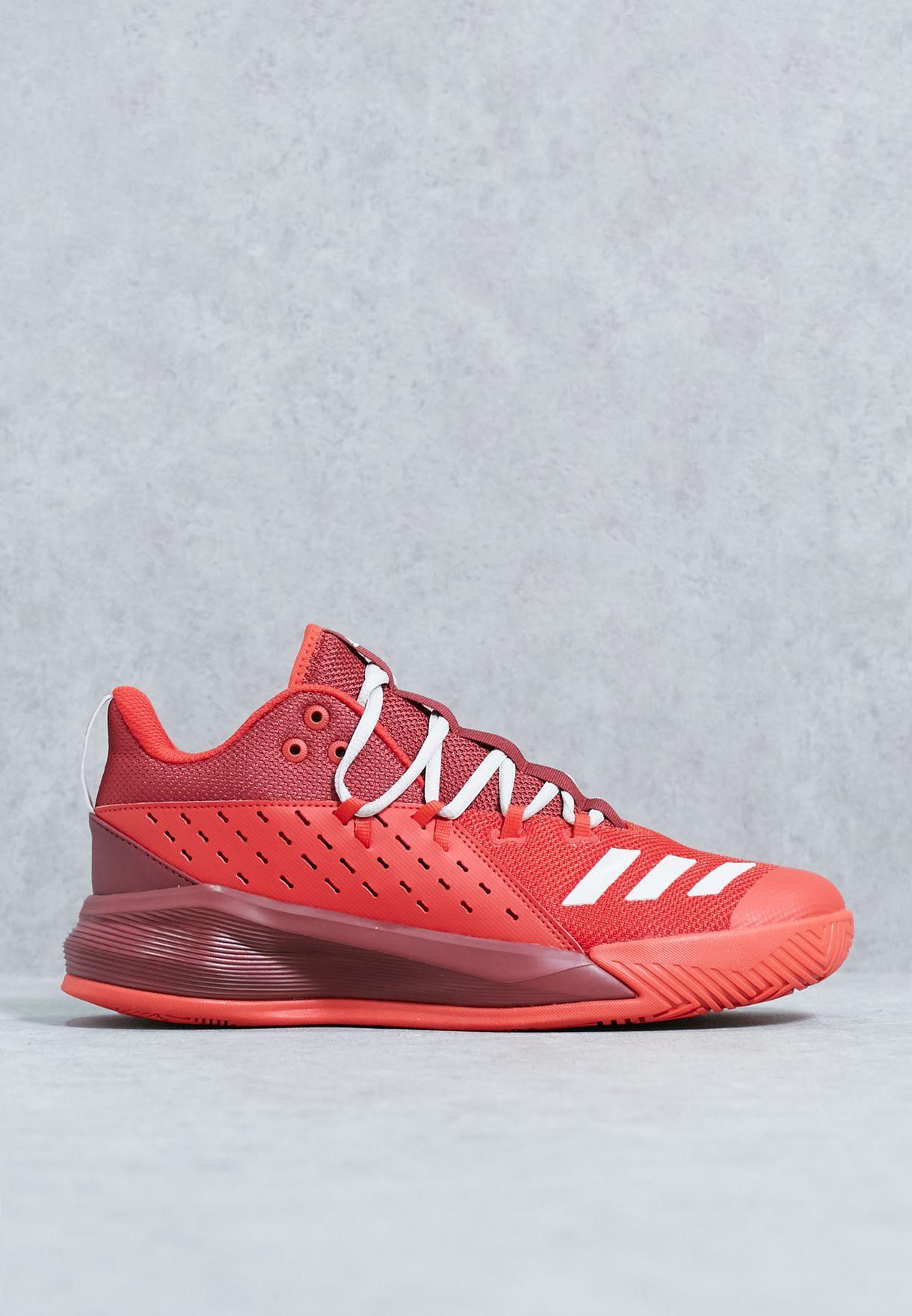 Buy adidas red Street Jam 3 for Men in