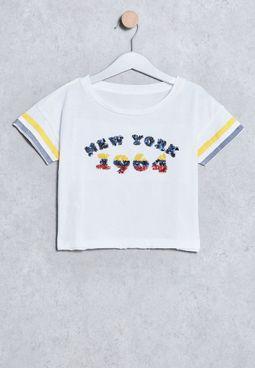Kids Stacy T-Shirt