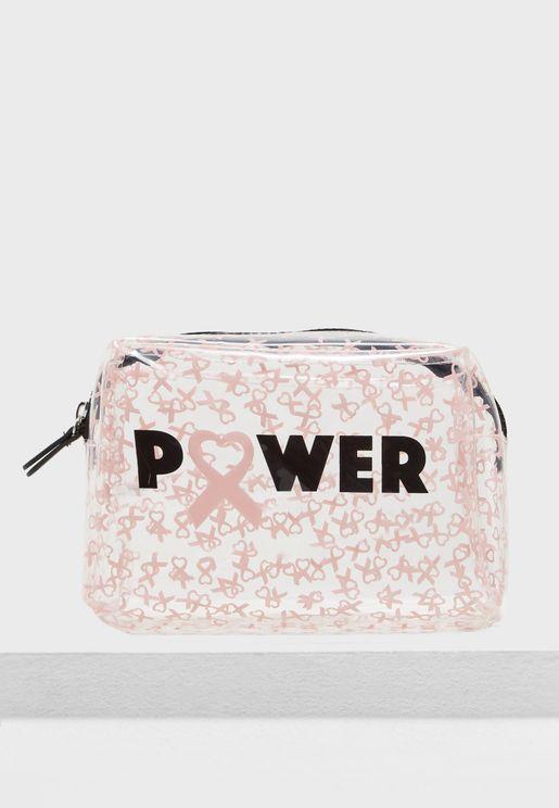Solidary Cosmetic Bag