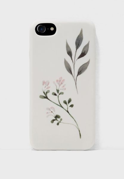 Floral iPhone 7/8 Case