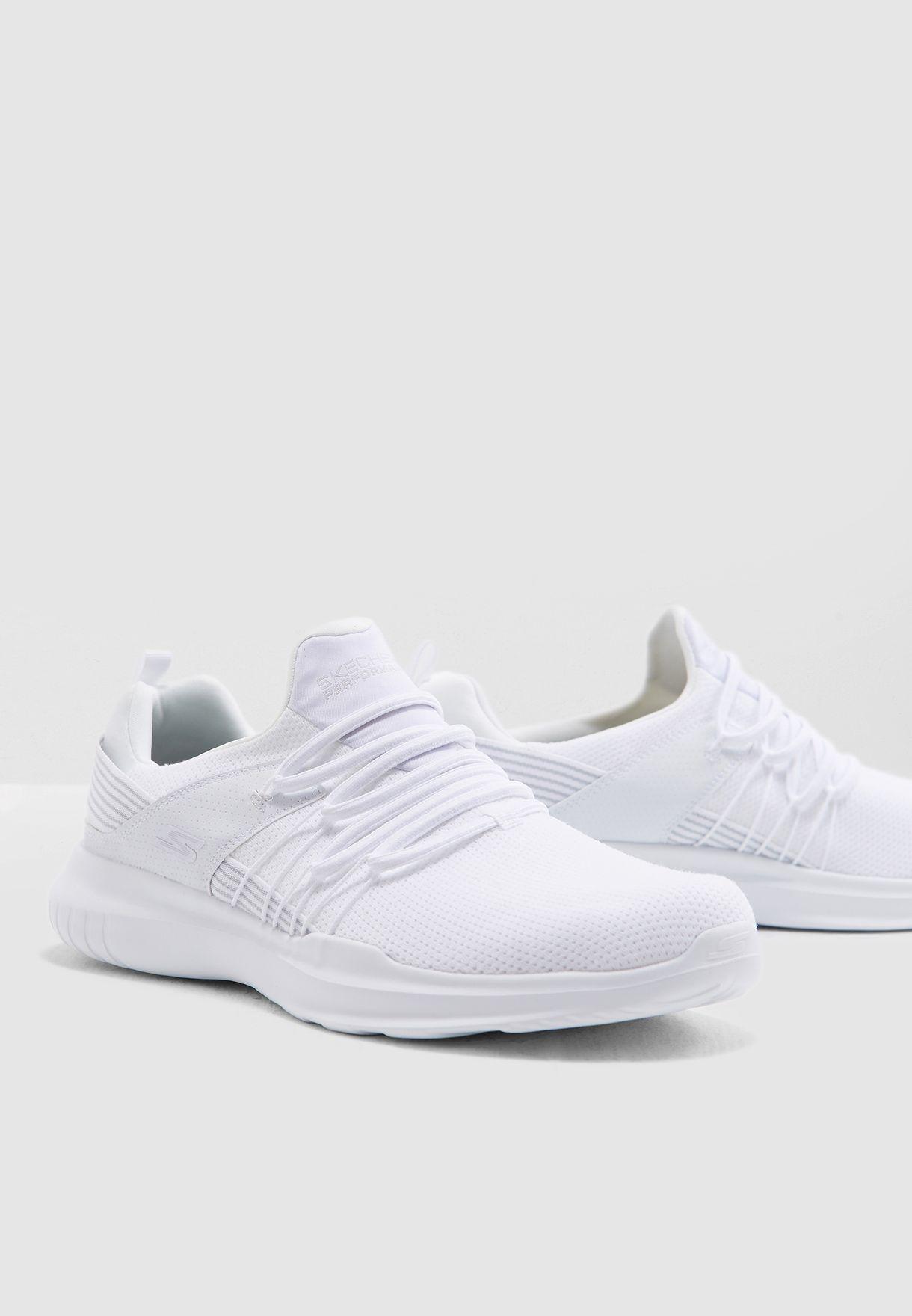 7dec106d07455 تسوق حذاء جو رن موجو ماركة سكيتشرز لون أبيض 54843-WHT في السعودية ...