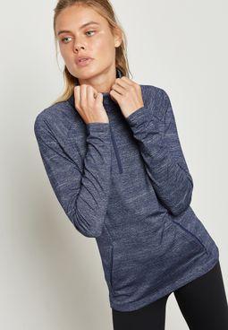 Astro Half Zip Sweatshirt